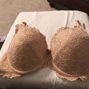 Smart sexy curvy push up bra